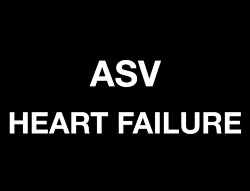 Recall : Resmed ASV machines could increase mortality risk in heart failure