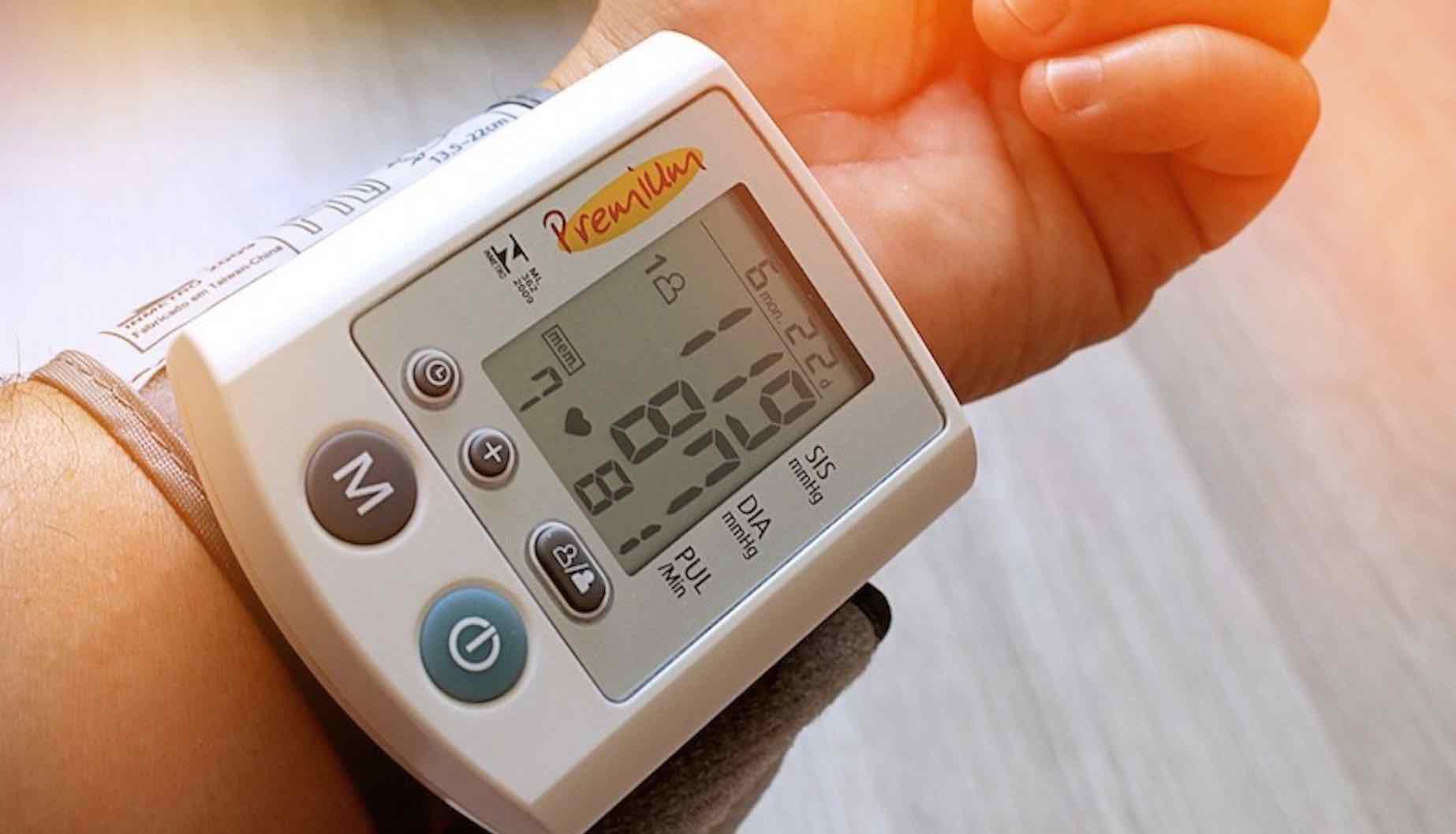 High blood pressure and OSA