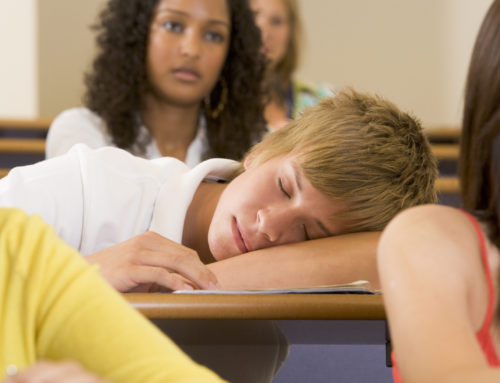 Fixing Sleep in teenagers and adolescents